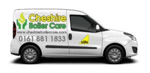 Cheshire boiler care - Van